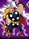 dfridolfs' THOR colored by mattcrap