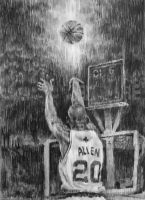 l-Ray Allen by q99823