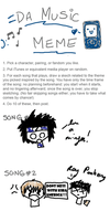DN music meme by ANiMEGiR311
