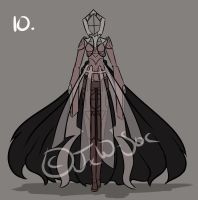 Full Clothing Design 10 [CLOSED] by JxW-SpiralofChaos