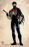 Shadowman redesign by Tloessy