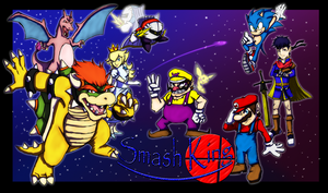 .:Smash King:. by SiscoCentral1915