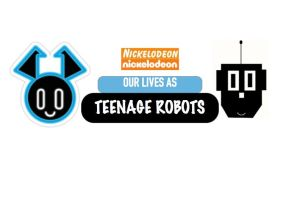 Our Lives As Teenage Robots logo by cureator