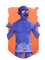 Tobias Funke by cool-slayer