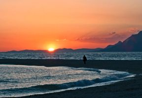Sunset, Makarska IV by luka567