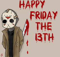 Happy Friday the 13th by ClearGuitar