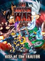 Sonic the Hedgehog: The Babylon War by CHICAGO-PD-STARS
