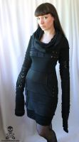 Reaper Dress 2 by smarmy-clothes