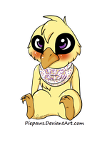 Chica by Piepaws