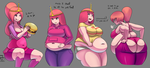 Princess Bubble Butt by Metalforever