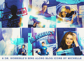 dr horrible's sing along blog by Miss-Chili