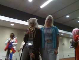 Me and My Double by The-Real-Ryou-Bakura