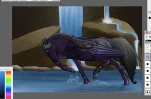 Commission 2 WIP shot11 by karkat-the-owl