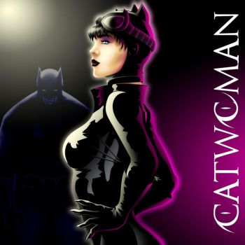 Catwoman by AbelToDesign