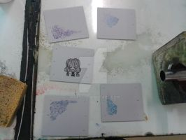 lithographic plates by mar93