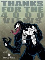 Venom 4000 views by mdavidct
