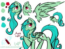 Aura Light reference by Cappy-Aura