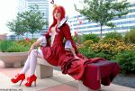 The Red Queen - Alice's Wonderland by FireLilyCosplay