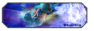 Squirtle SSBB by Saston