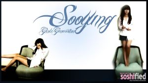 sooyoung wallpaper by SNSDartwork