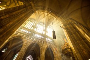 St. Vitus Cathedral 2011 again by dandude666