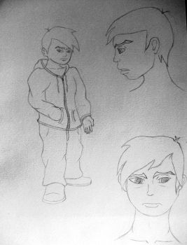 Main character concept by Julian-Marcus