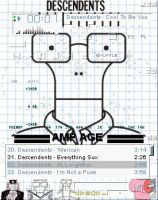 Descendents amp by shadesmaclean