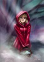 Little Red Riding Hood by Ninsianna