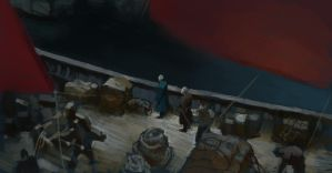 Game Of Thrones Study by Fleret