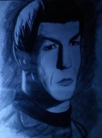 Spock by GrIMmJaW27