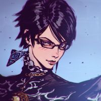 Bayonetta 2 by KR0NPR1NZ