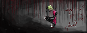 Invader Zim - Insanity by SinisterAllure