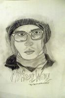 Mikey Way Attempt by MSorrows