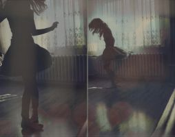 good day of the ballerina by YourAnitte