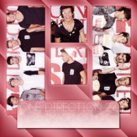 Photopack 1358: One Direction by PerfectPhotopacksHQ