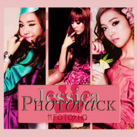 Photopack Jessica-SNSD 008 by DiamondPhotopacks