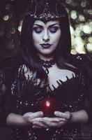 The Evil Queen I by Michela-Riva
