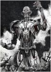 Age Of Ultron Prime by ARTTHAM