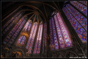 paris - colours of faith by haq