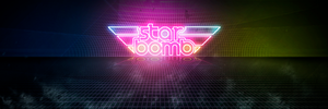 Starbomb Wallpaper (3840x1280) by BloodFury99
