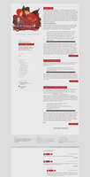 FREE blogger template I hate everything about you by stupid-owl