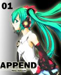 APPEND colored by AzureBladeXIII