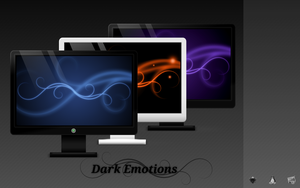 Dark Emotions by xcfdjSe7en