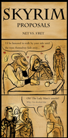 Skyrim - Proposals by ghostlysilver