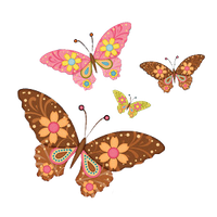 Mariposas Png! by Sofi14