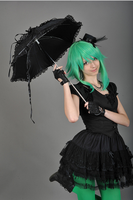 Gumi {soft gothic version} by NewmoondropCosplay