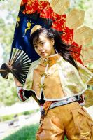 You can count on me, Zhou Yu by StrawberyNeko