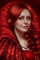 Lady in Red by pono4evnaya