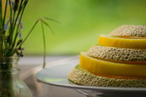 Day 149: Melon Breakfast by Kaz-D
