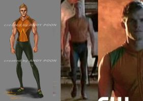 Smallville Aquaman by skyknightnd